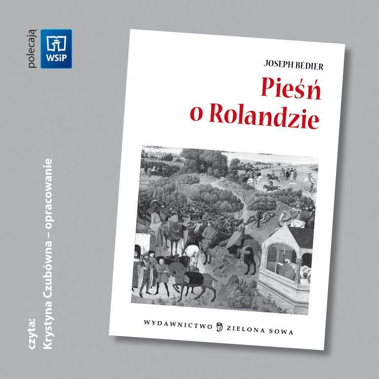 Pieśń o Rolandzie - opracowanie - Audiobook (Książka audio MP3) do pobrania w całości w archiwum ZIP
