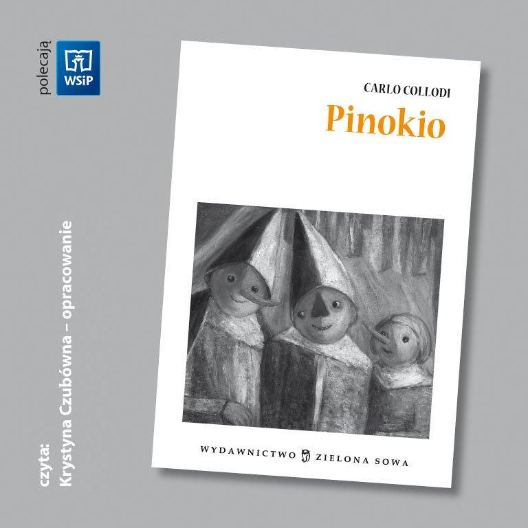 Pinokio - opracowanie - Audiobook (Książka audio MP3) do pobrania w całości w archiwum ZIP