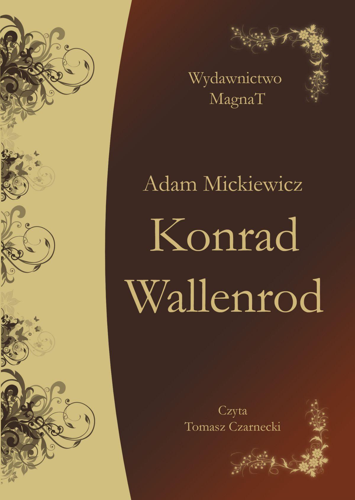Konrad Wallenrod - Audiobook (Książka audio MP3) do pobrania w całości w archiwum ZIP