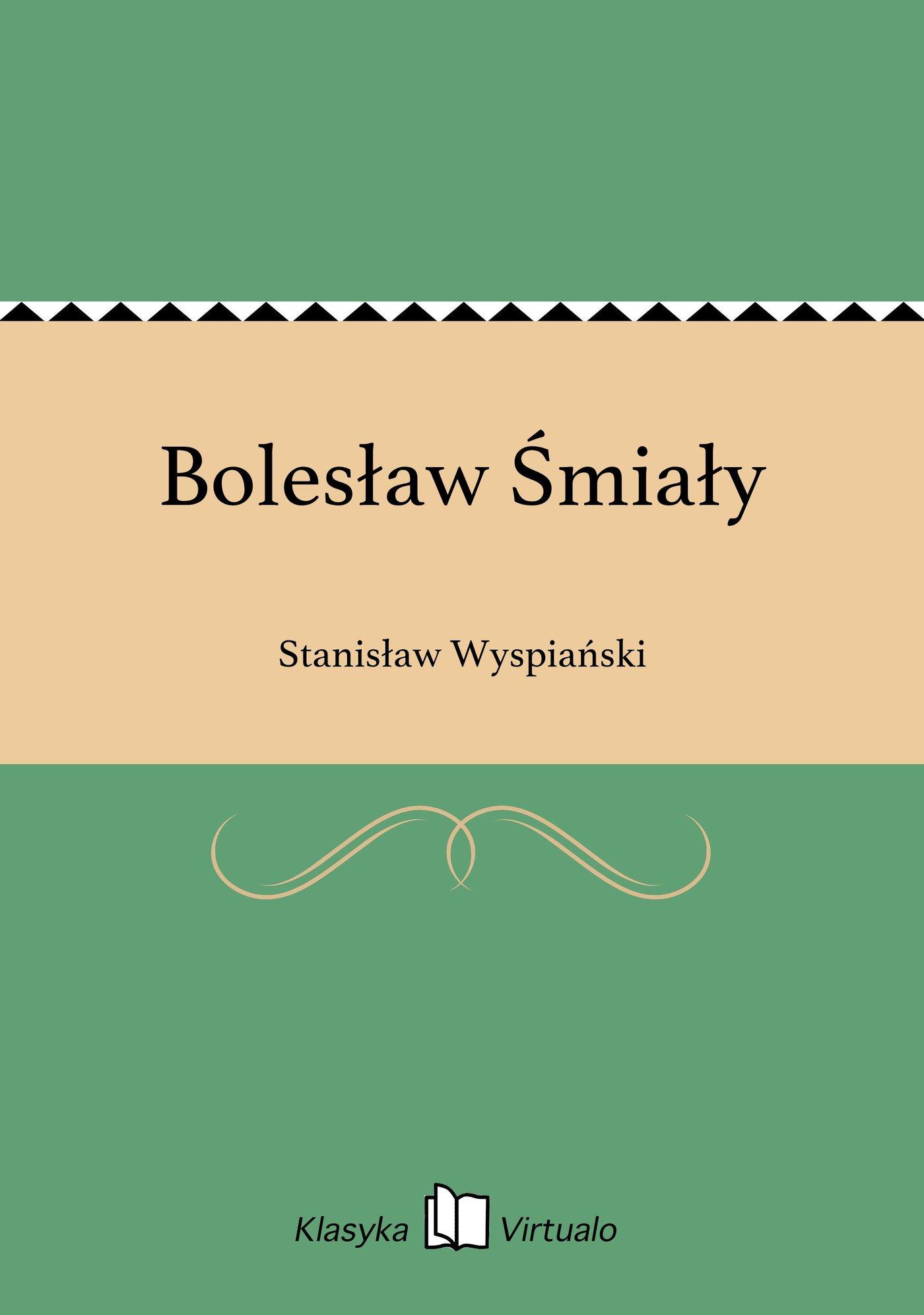 Bolesław Śmiały - Ebook (Książka na Kindle) do pobrania w formacie MOBI