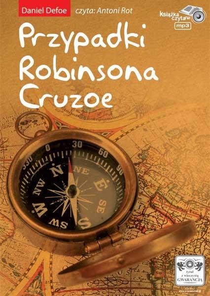 Przypadki Robinsona Cruzoe - Audiobook (Książka audio MP3) do pobrania w całości w archiwum ZIP