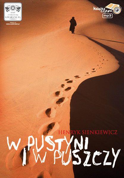 W pustyni i w puszczy - Audiobook (Książka audio MP3) do pobrania w całości w archiwum ZIP