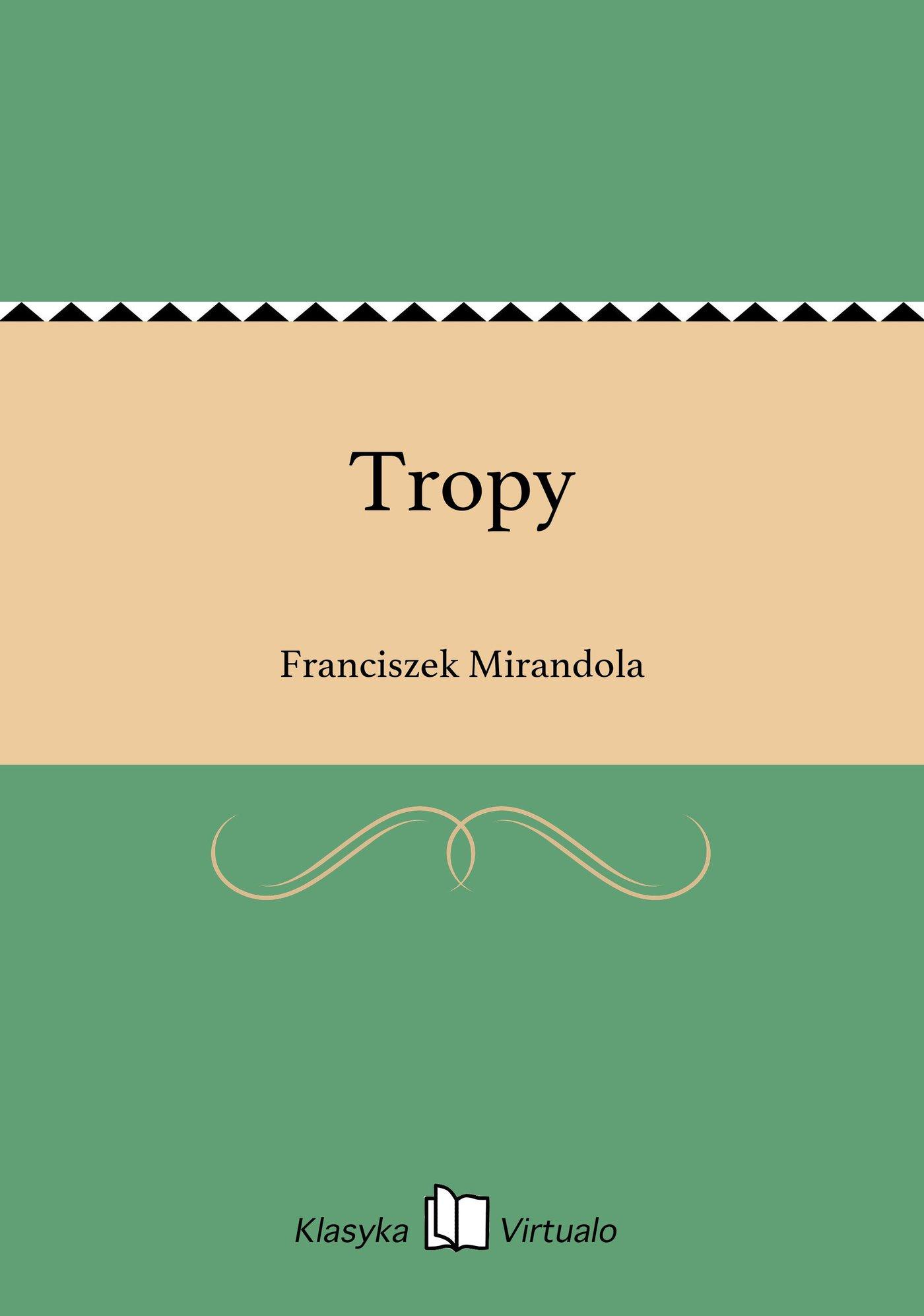 Tropy - Ebook (Książka na Kindle) do pobrania w formacie MOBI