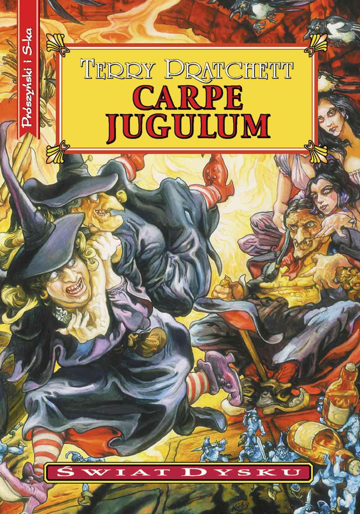 Carpe Jugulum - Ebook (Książka EPUB) do pobrania w formacie EPUB