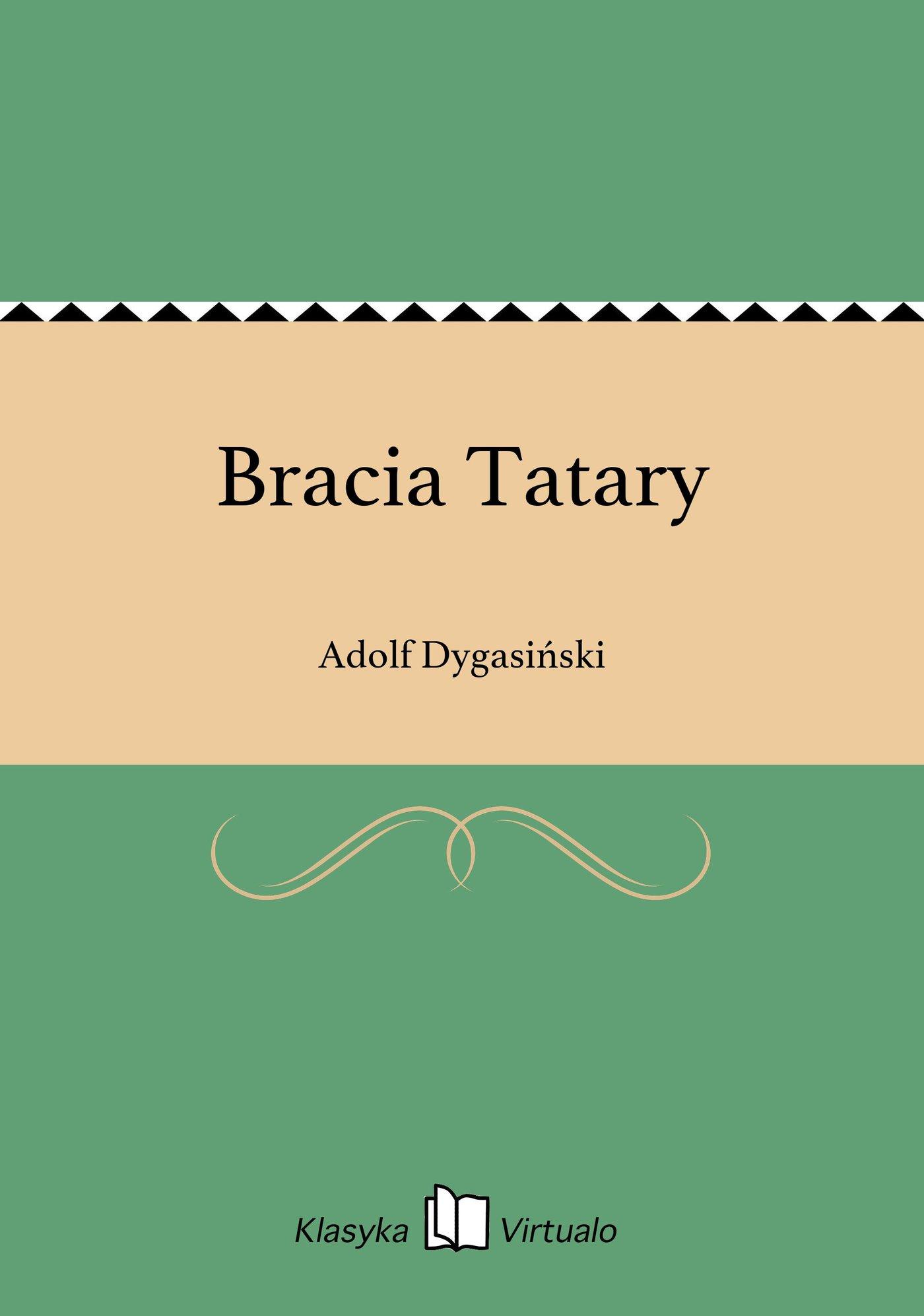 Bracia Tatary - Ebook (Książka na Kindle) do pobrania w formacie MOBI
