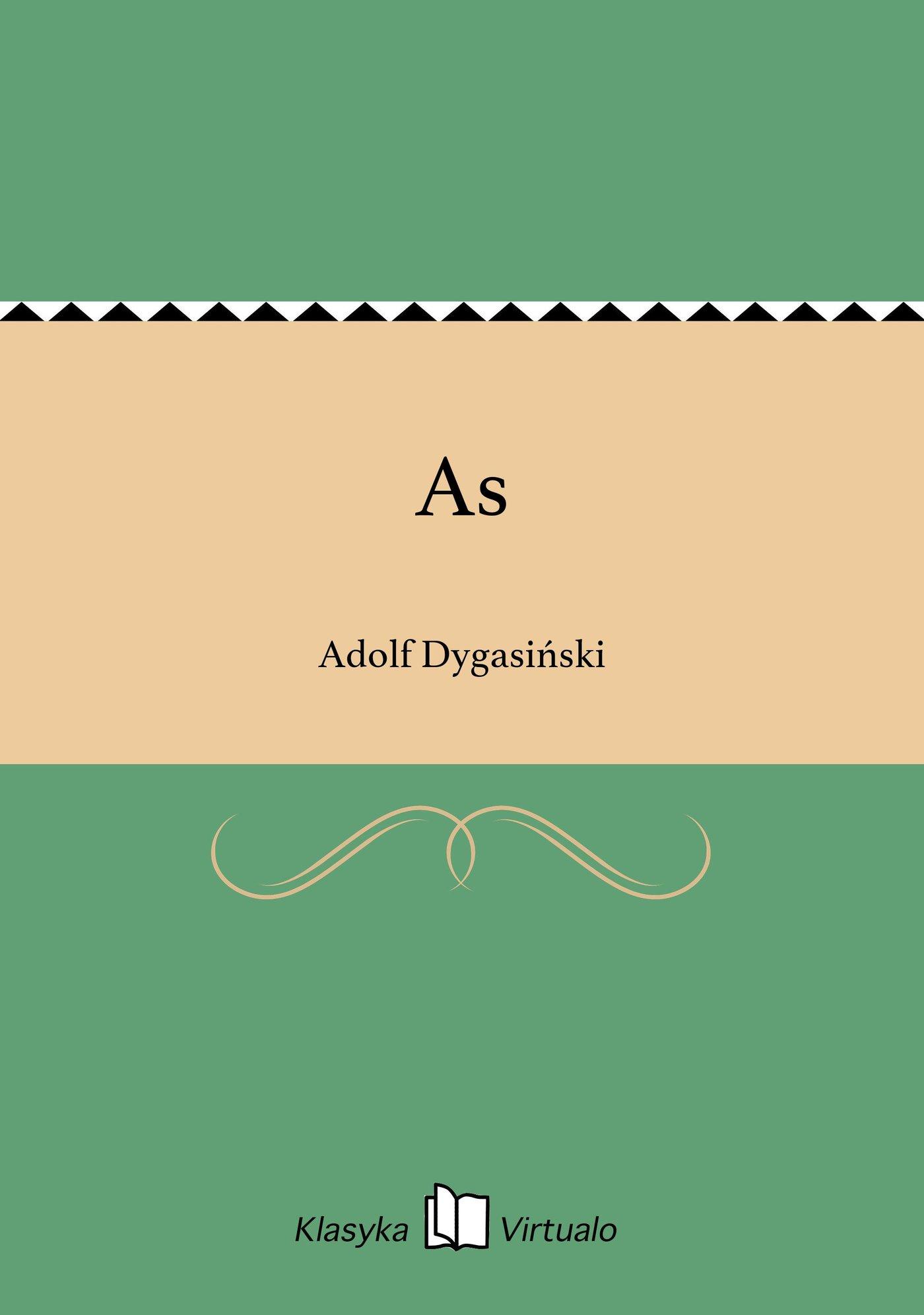 As - Ebook (Książka na Kindle) do pobrania w formacie MOBI