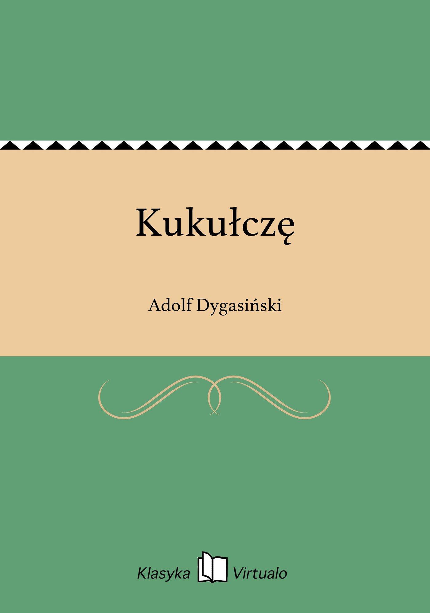 Kukułczę - Ebook (Książka na Kindle) do pobrania w formacie MOBI