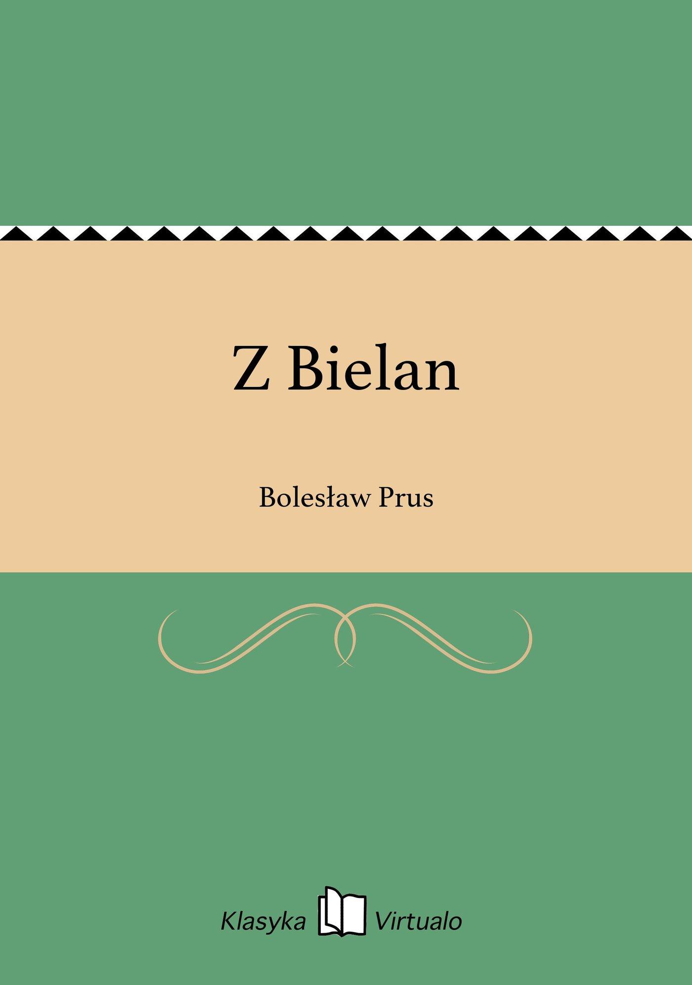 Z Bielan - Ebook (Książka na Kindle) do pobrania w formacie MOBI