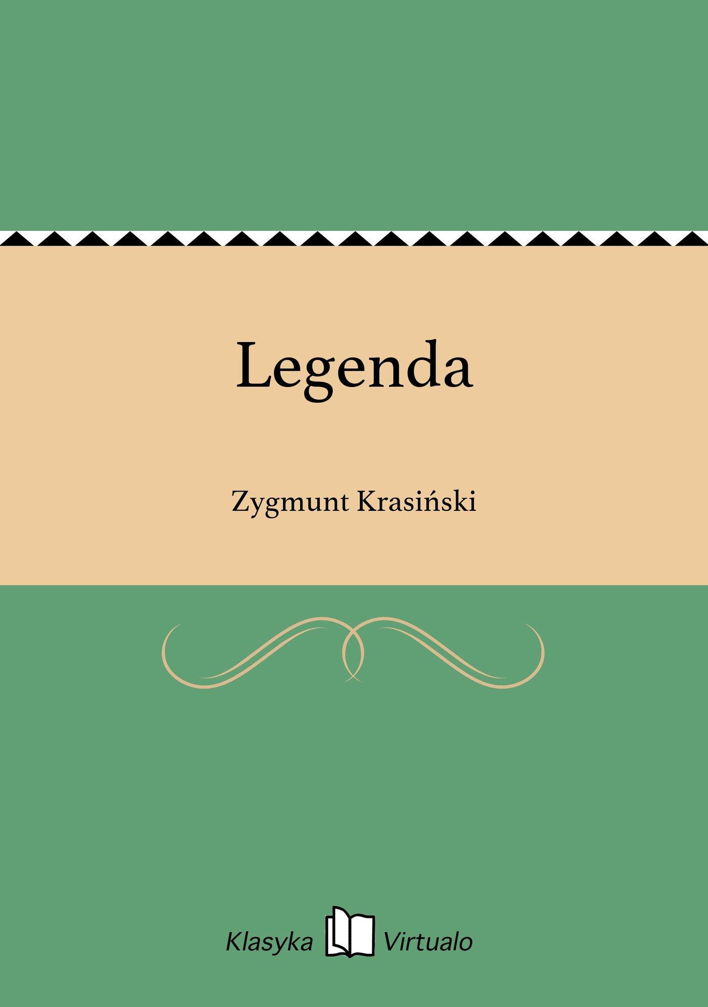 Legenda - Ebook (Książka na Kindle) do pobrania w formacie MOBI