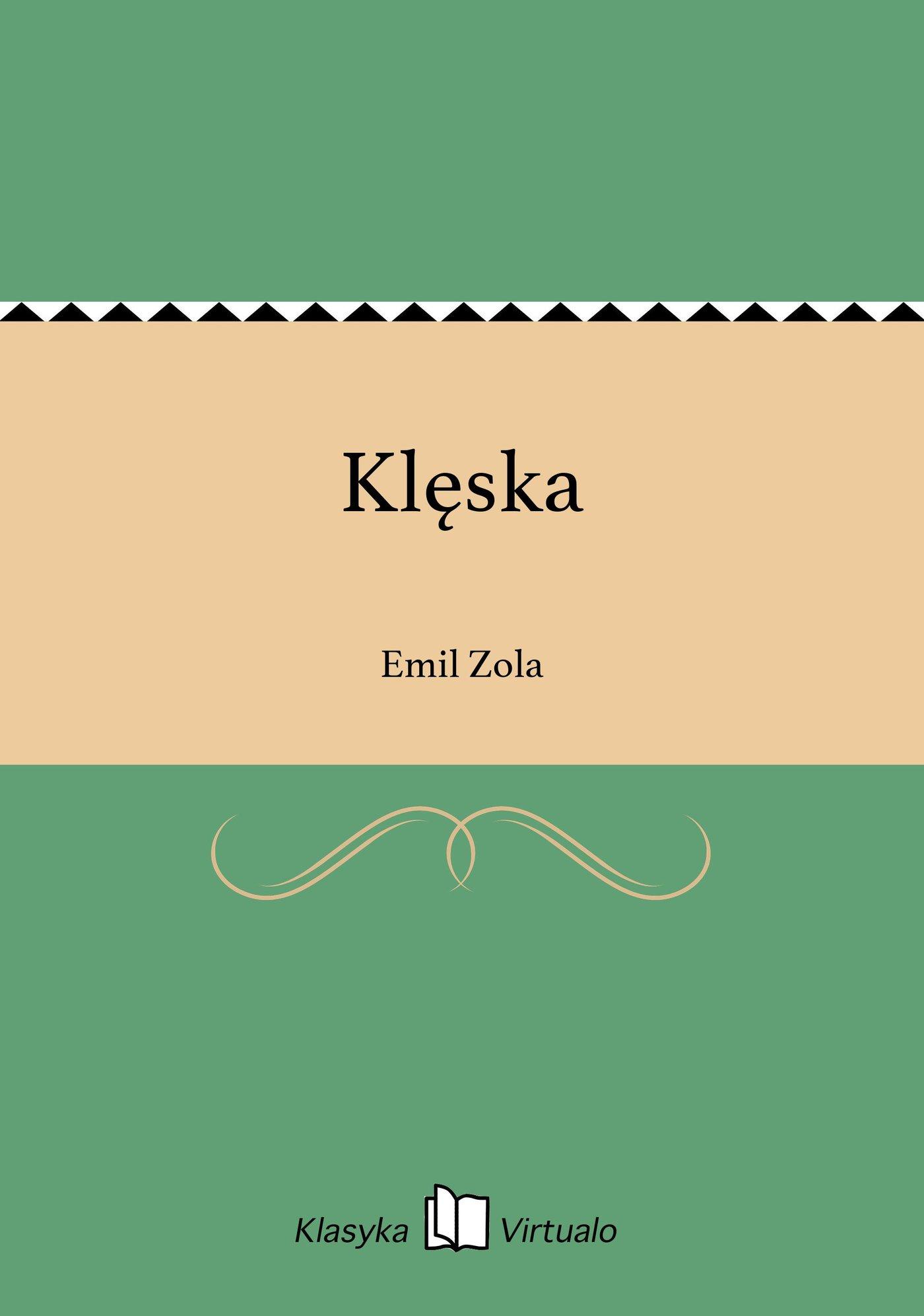 Klęska - Ebook (Książka na Kindle) do pobrania w formacie MOBI