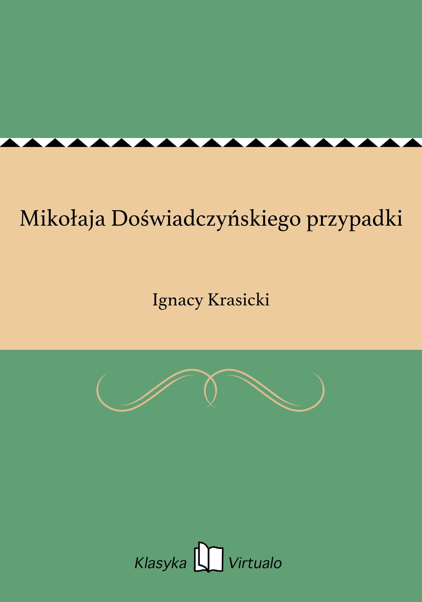 Mikołaja Doświadczyńskiego przypadki - Ebook (Książka na Kindle) do pobrania w formacie MOBI