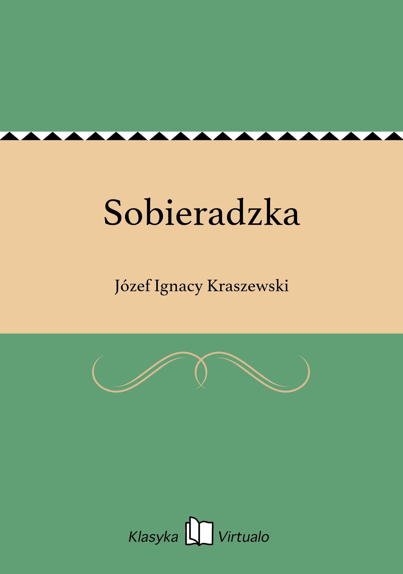Sobieradzka - Ebook (Książka na Kindle) do pobrania w formacie MOBI
