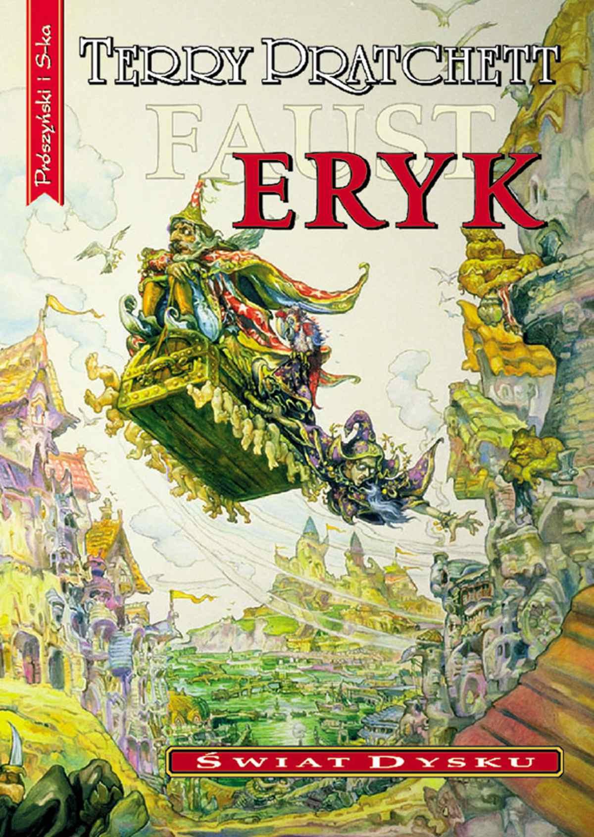 Eryk - Ebook (Książka EPUB) do pobrania w formacie EPUB