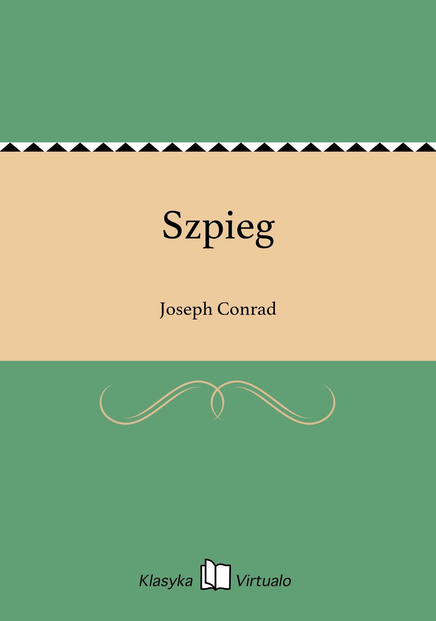 Szpieg - Ebook (Książka na Kindle) do pobrania w formacie MOBI