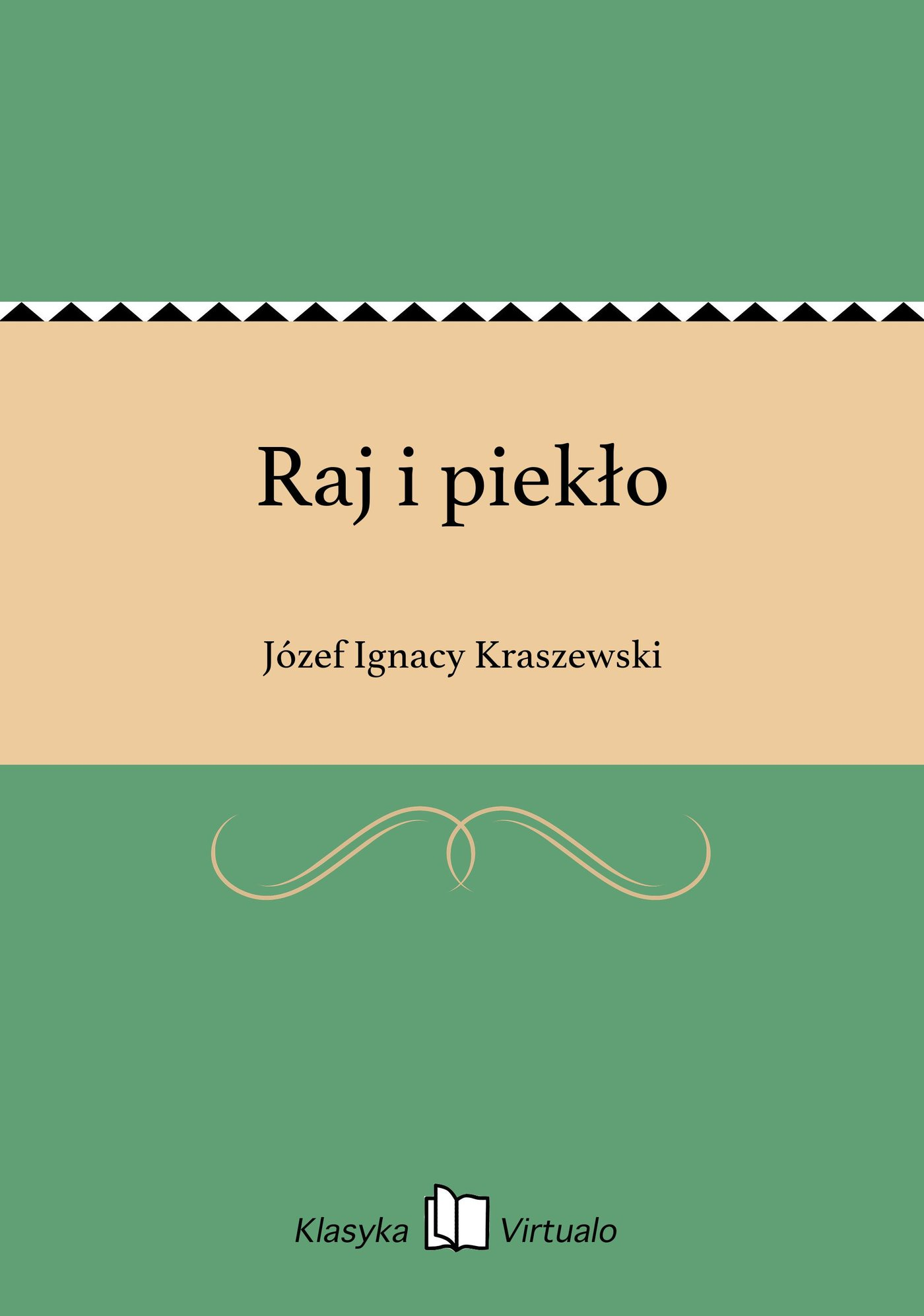 Raj i piekło - Ebook (Książka na Kindle) do pobrania w formacie MOBI