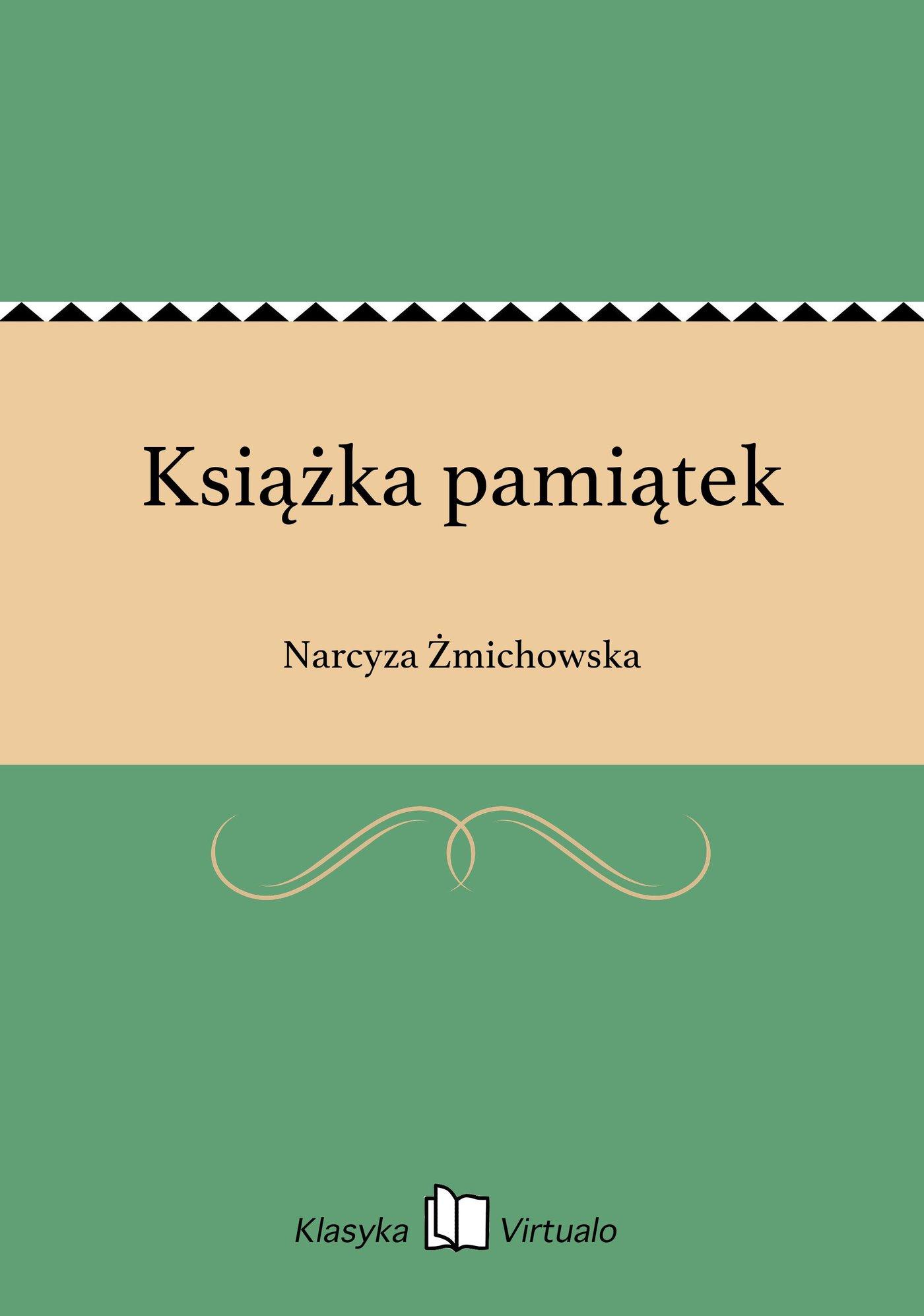 Książka pamiątek - Ebook (Książka na Kindle) do pobrania w formacie MOBI