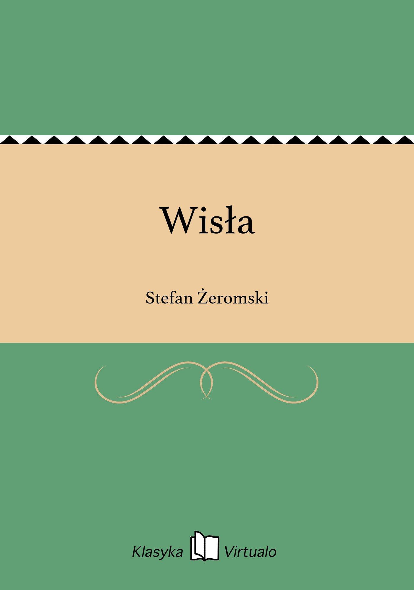 Wisła - Ebook (Książka na Kindle) do pobrania w formacie MOBI