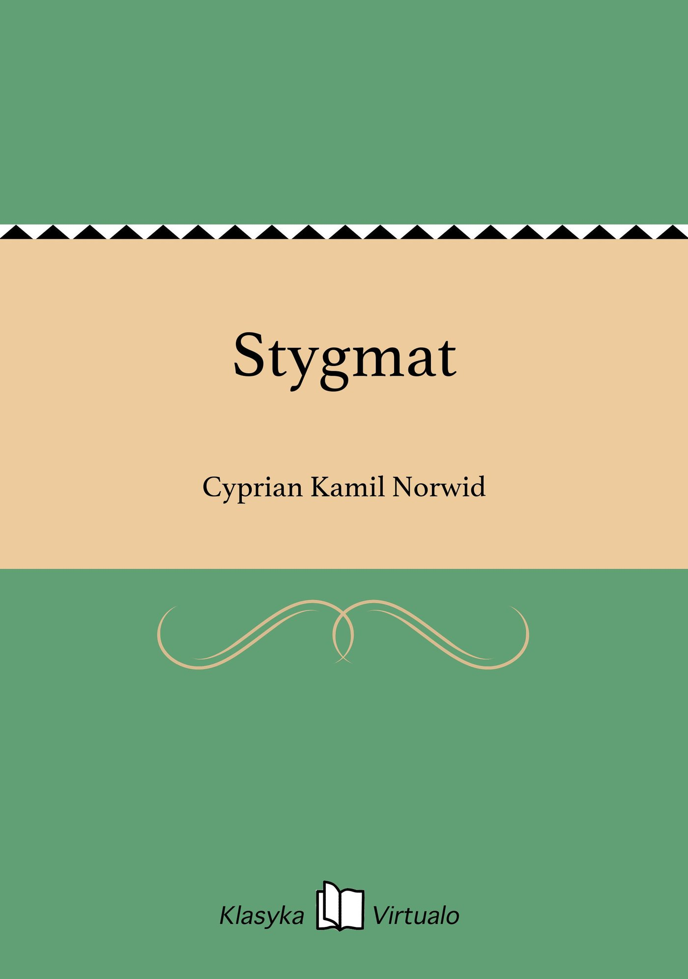 Stygmat - Ebook (Książka na Kindle) do pobrania w formacie MOBI
