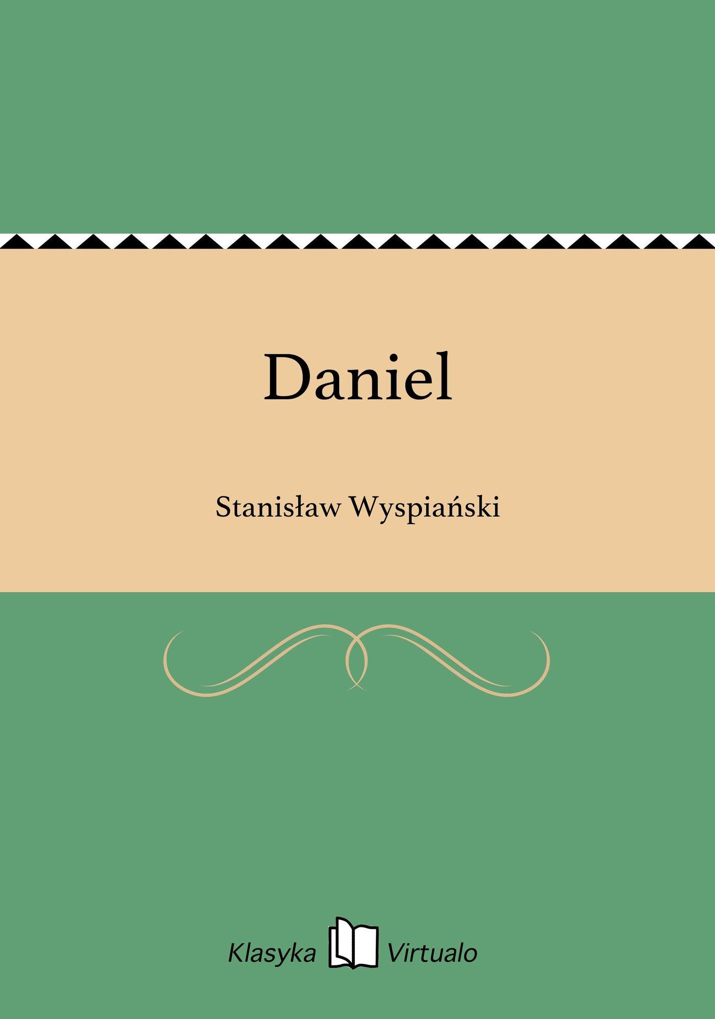 Daniel - Ebook (Książka na Kindle) do pobrania w formacie MOBI