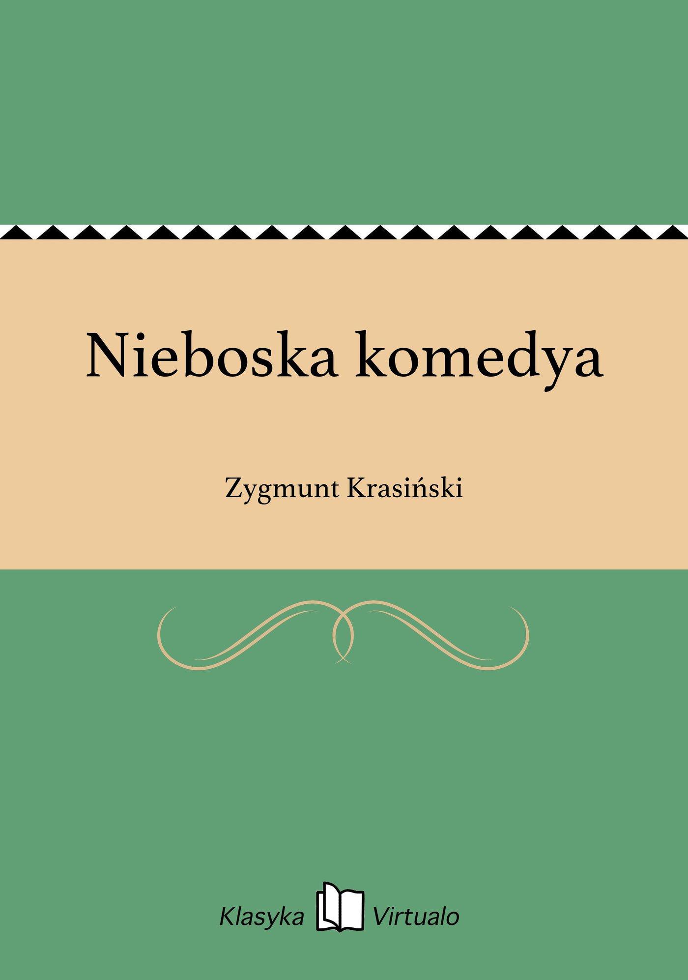 Nieboska komedya - Ebook (Książka na Kindle) do pobrania w formacie MOBI
