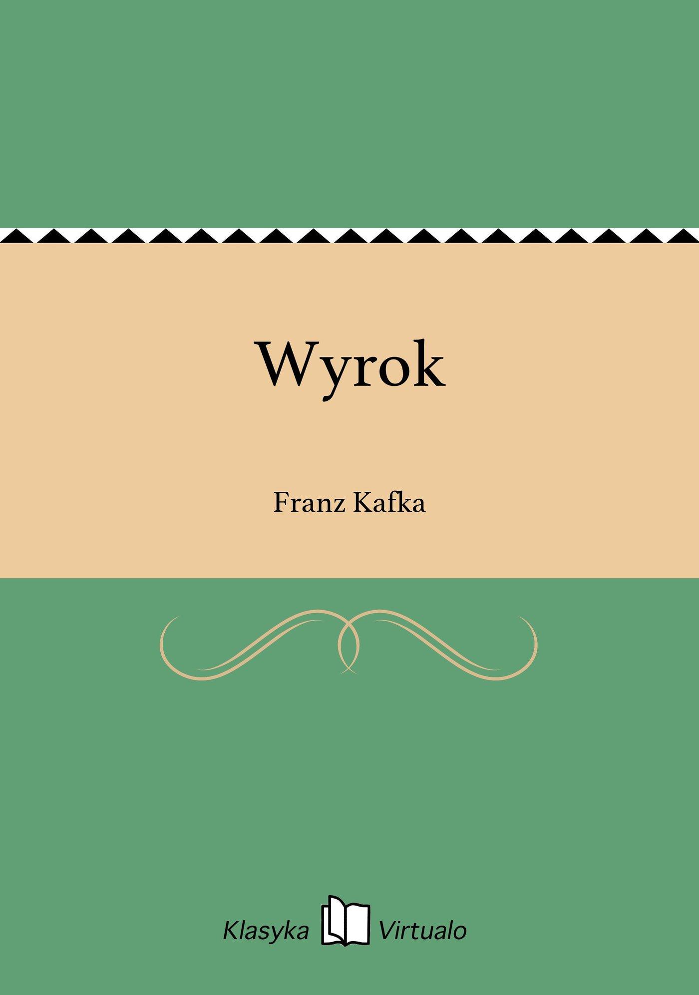 Wyrok - Ebook (Książka na Kindle) do pobrania w formacie MOBI