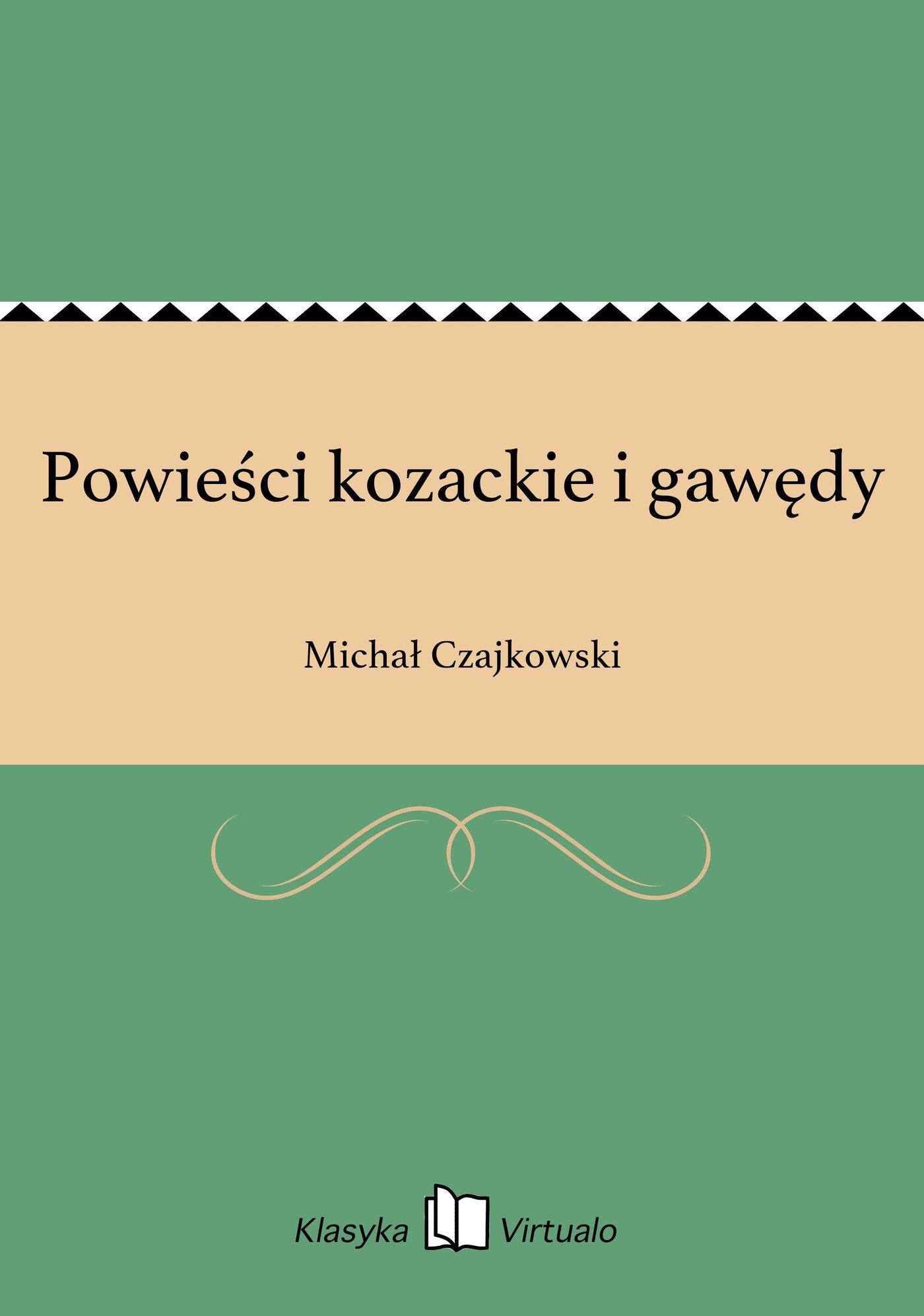 Powieści kozackie i gawędy - Ebook (Książka na Kindle) do pobrania w formacie MOBI