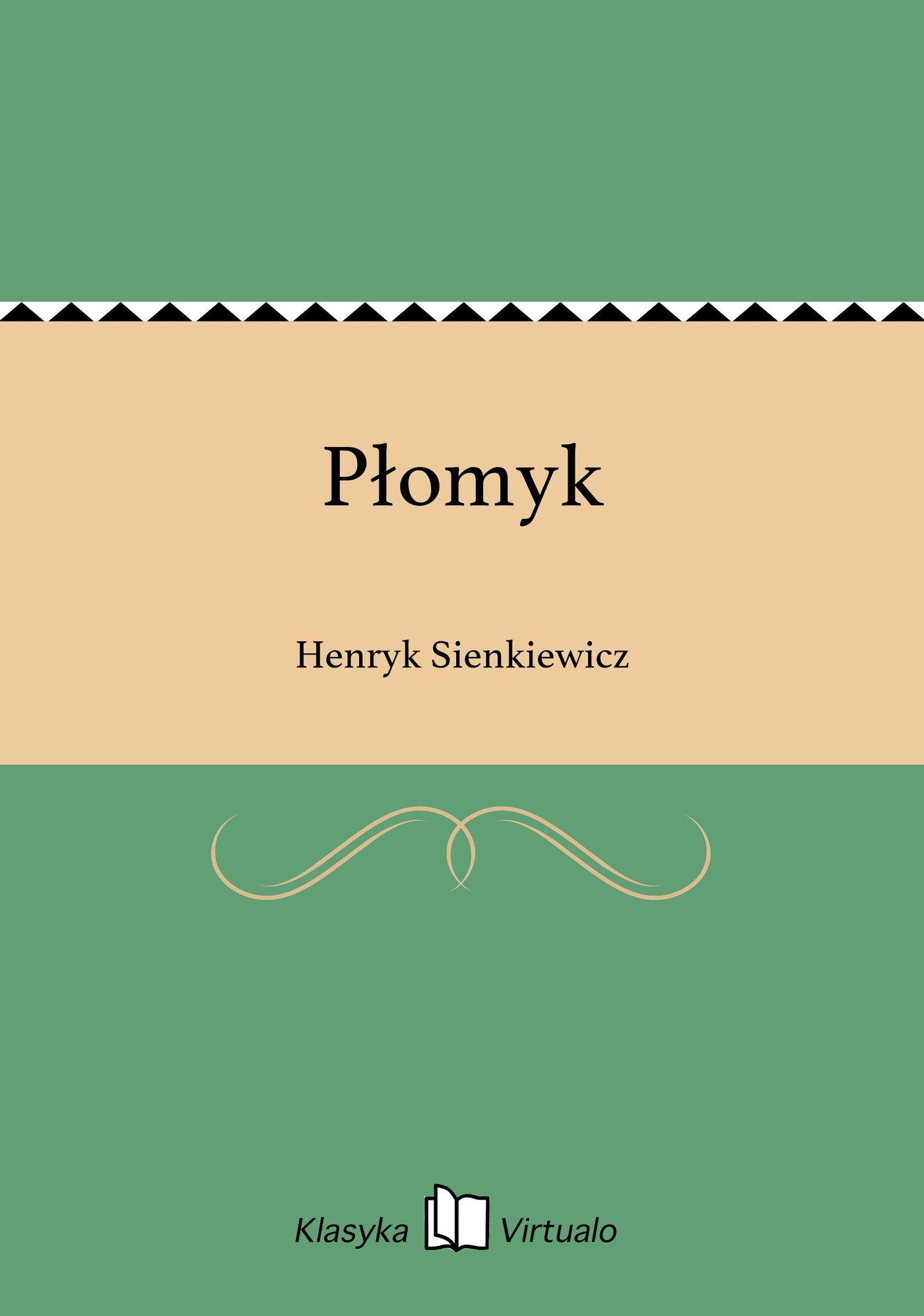 Płomyk - Ebook (Książka na Kindle) do pobrania w formacie MOBI
