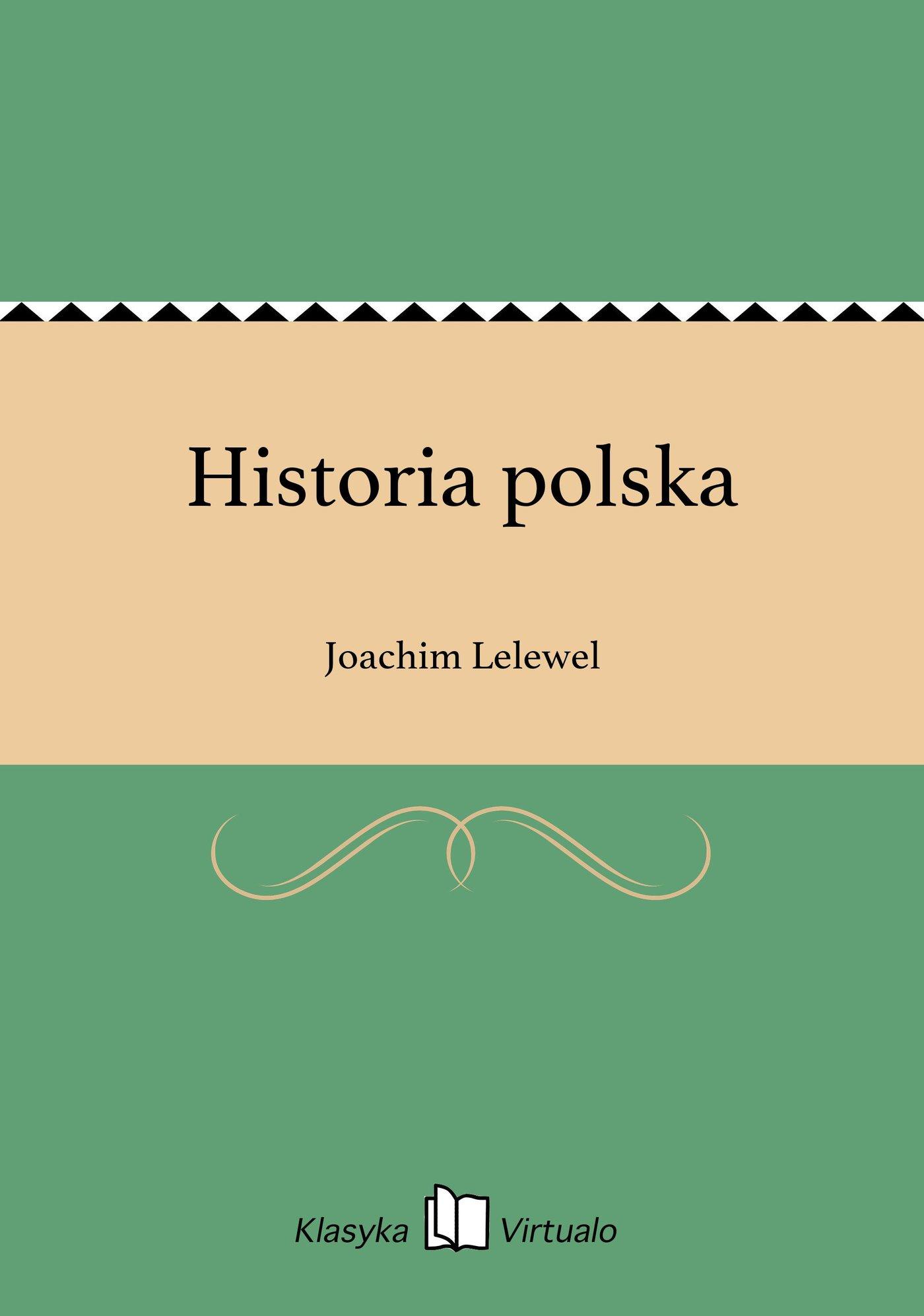 Historia polska - Ebook (Książka na Kindle) do pobrania w formacie MOBI