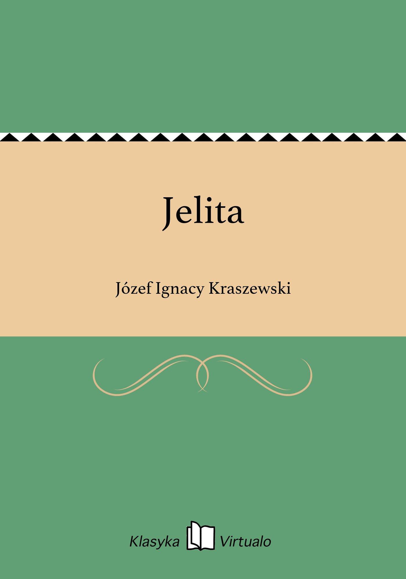 Jelita - Ebook (Książka na Kindle) do pobrania w formacie MOBI