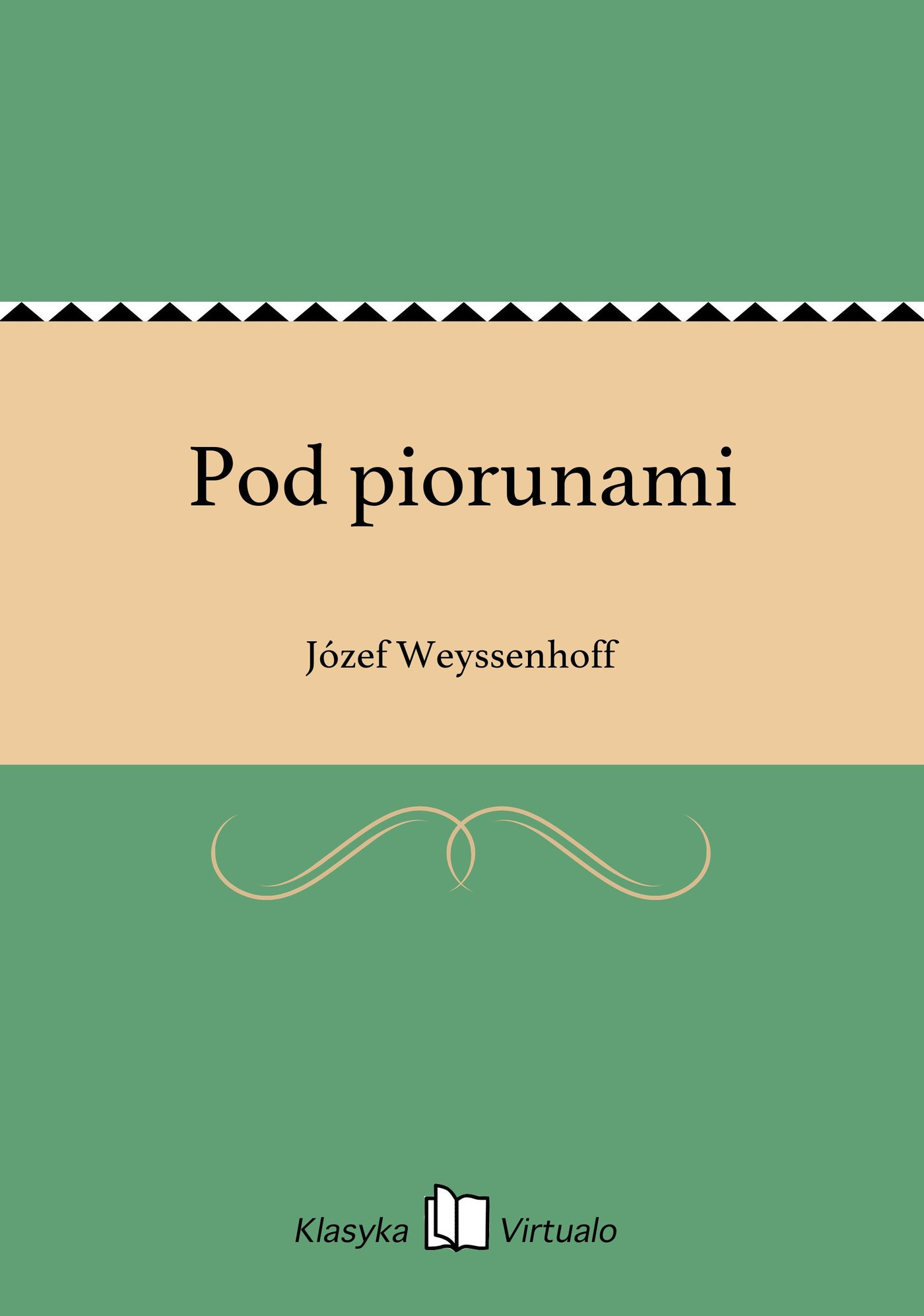 Pod piorunami - Ebook (Książka na Kindle) do pobrania w formacie MOBI