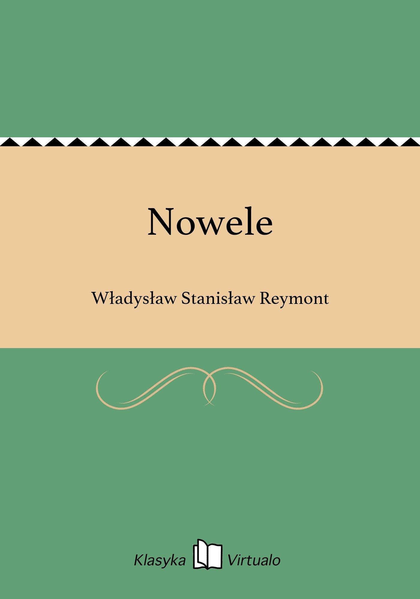 Nowele - Ebook (Książka na Kindle) do pobrania w formacie MOBI