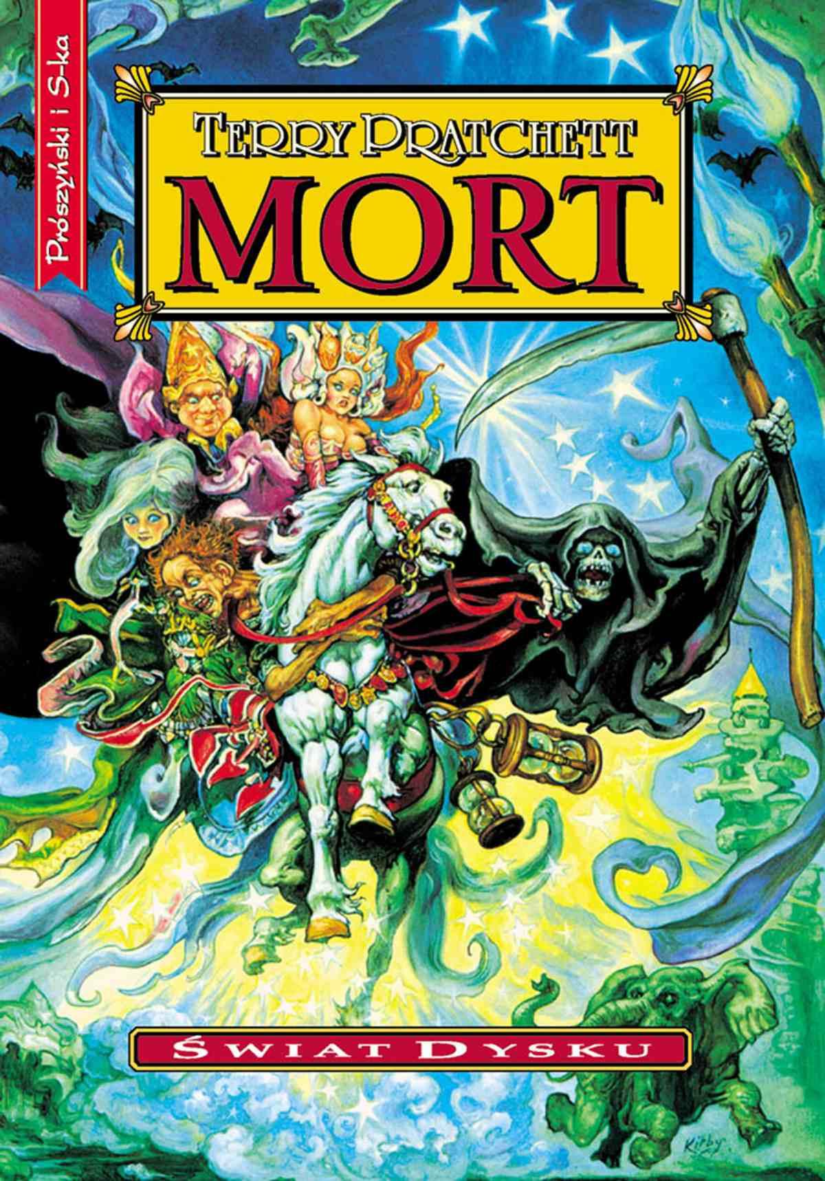 Mort - Ebook (Książka EPUB) do pobrania w formacie EPUB