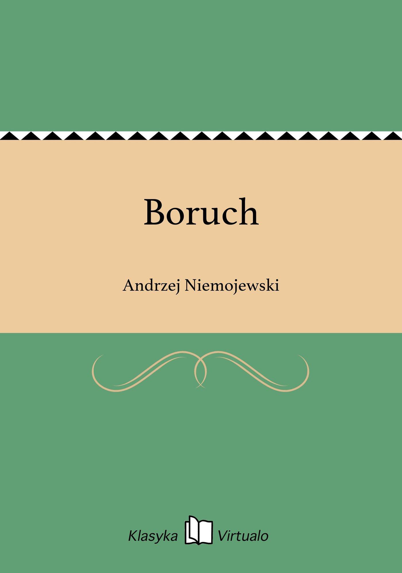Boruch - Ebook (Książka na Kindle) do pobrania w formacie MOBI
