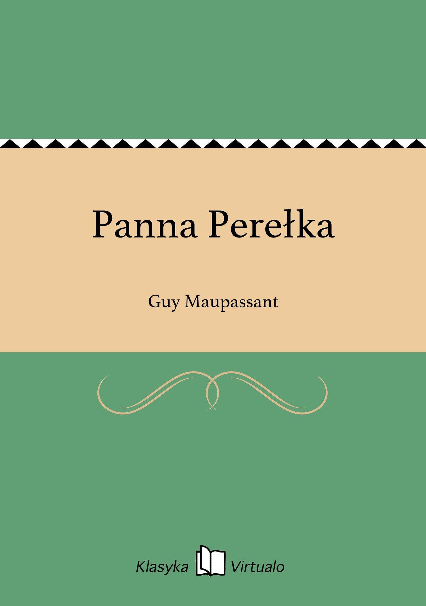 Panna Perełka - Ebook (Książka na Kindle) do pobrania w formacie MOBI