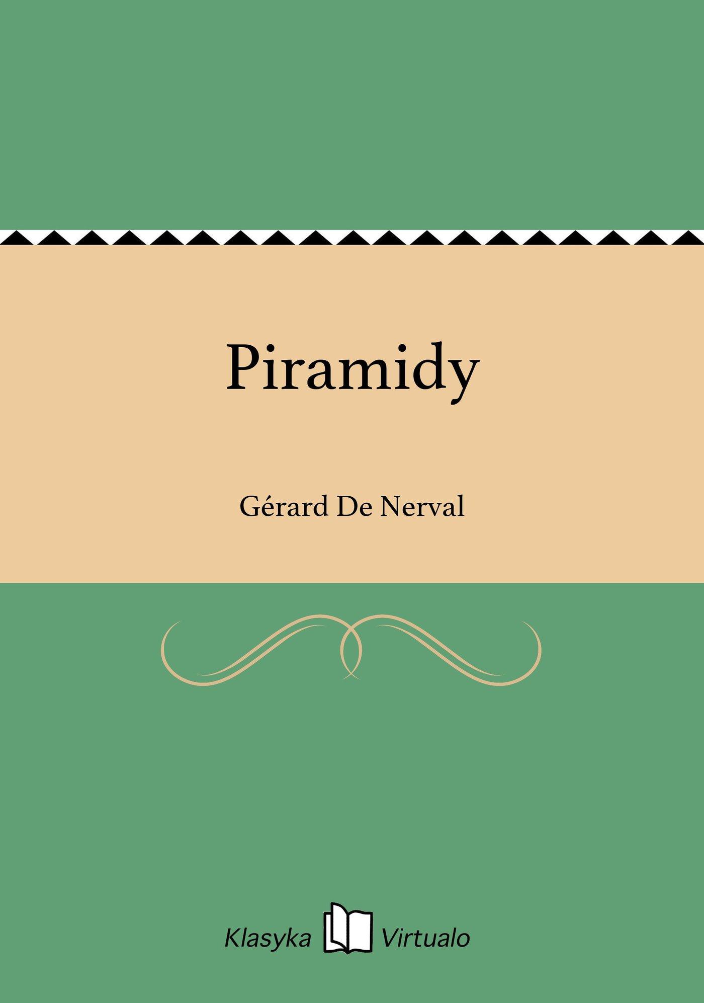 Piramidy - Ebook (Książka na Kindle) do pobrania w formacie MOBI