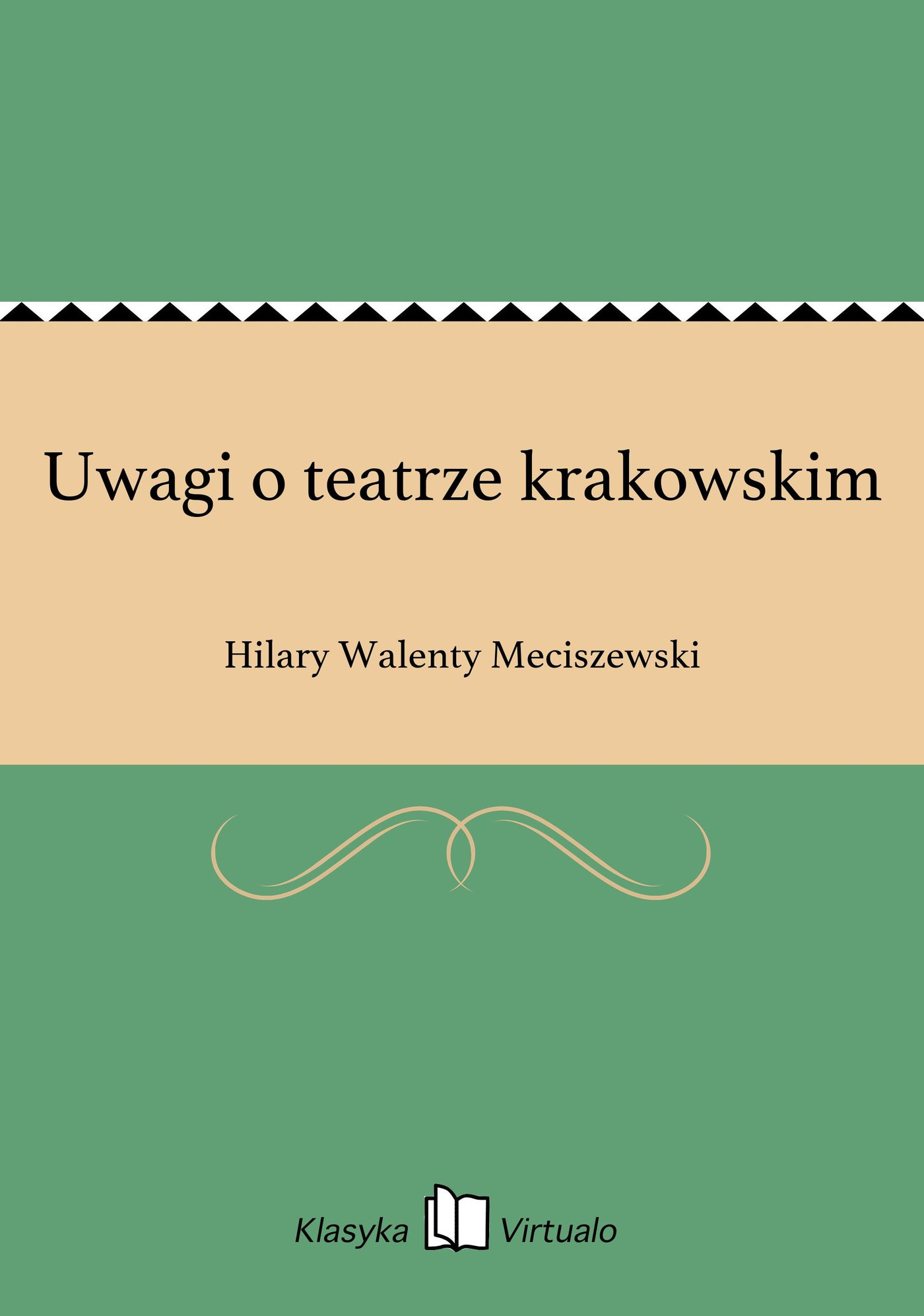 Uwagi o teatrze krakowskim - Ebook (Książka na Kindle) do pobrania w formacie MOBI