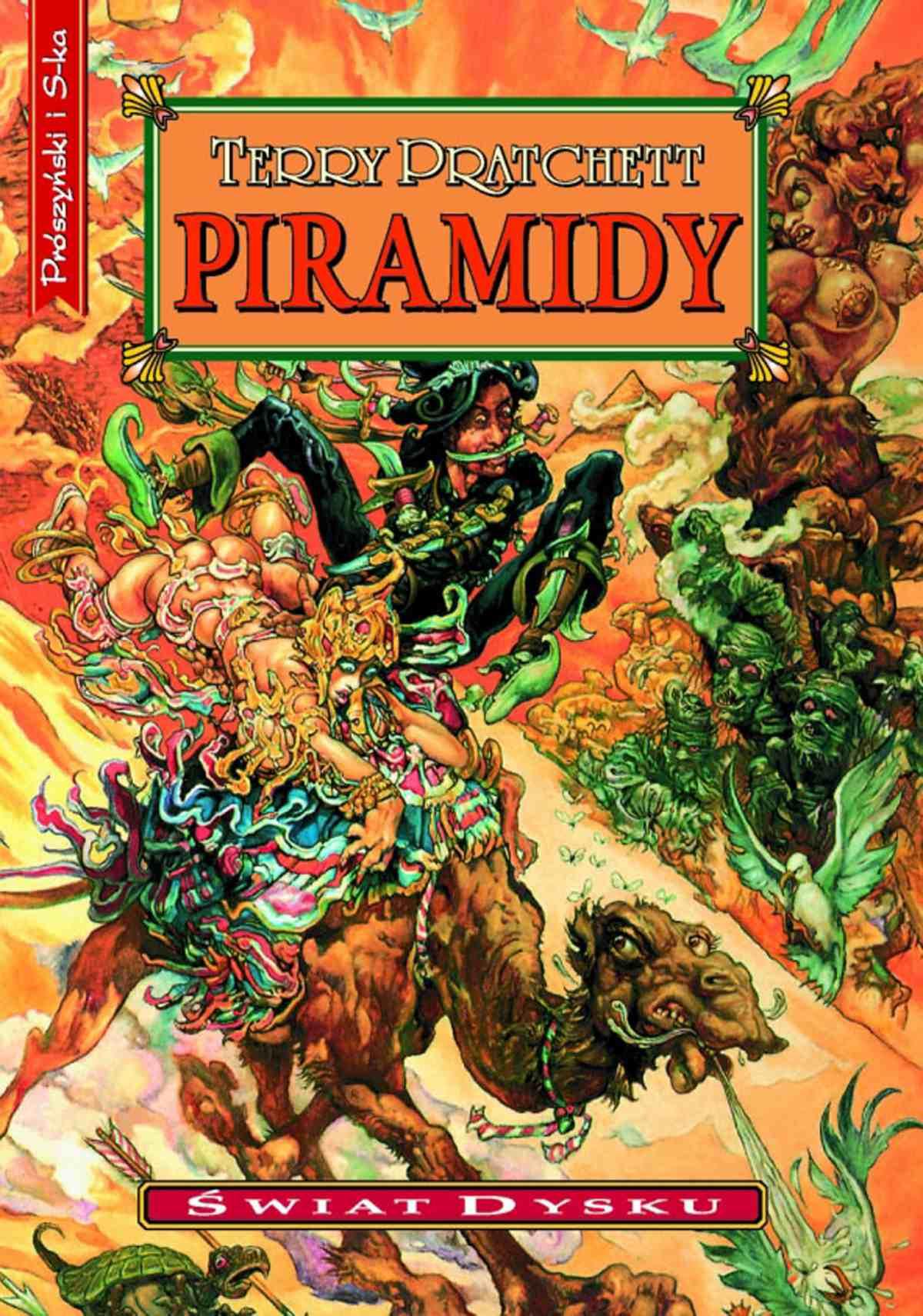 Piramidy - Ebook (Książka EPUB) do pobrania w formacie EPUB