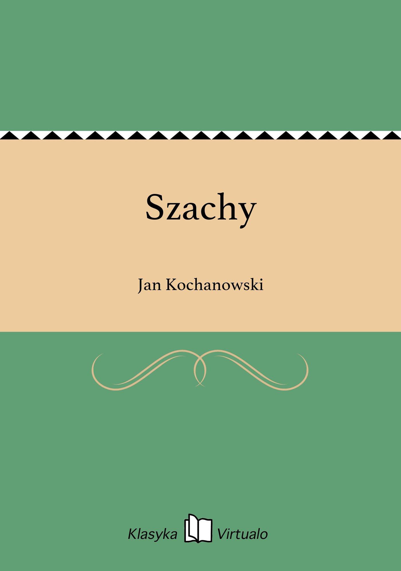 Szachy - Ebook (Książka na Kindle) do pobrania w formacie MOBI