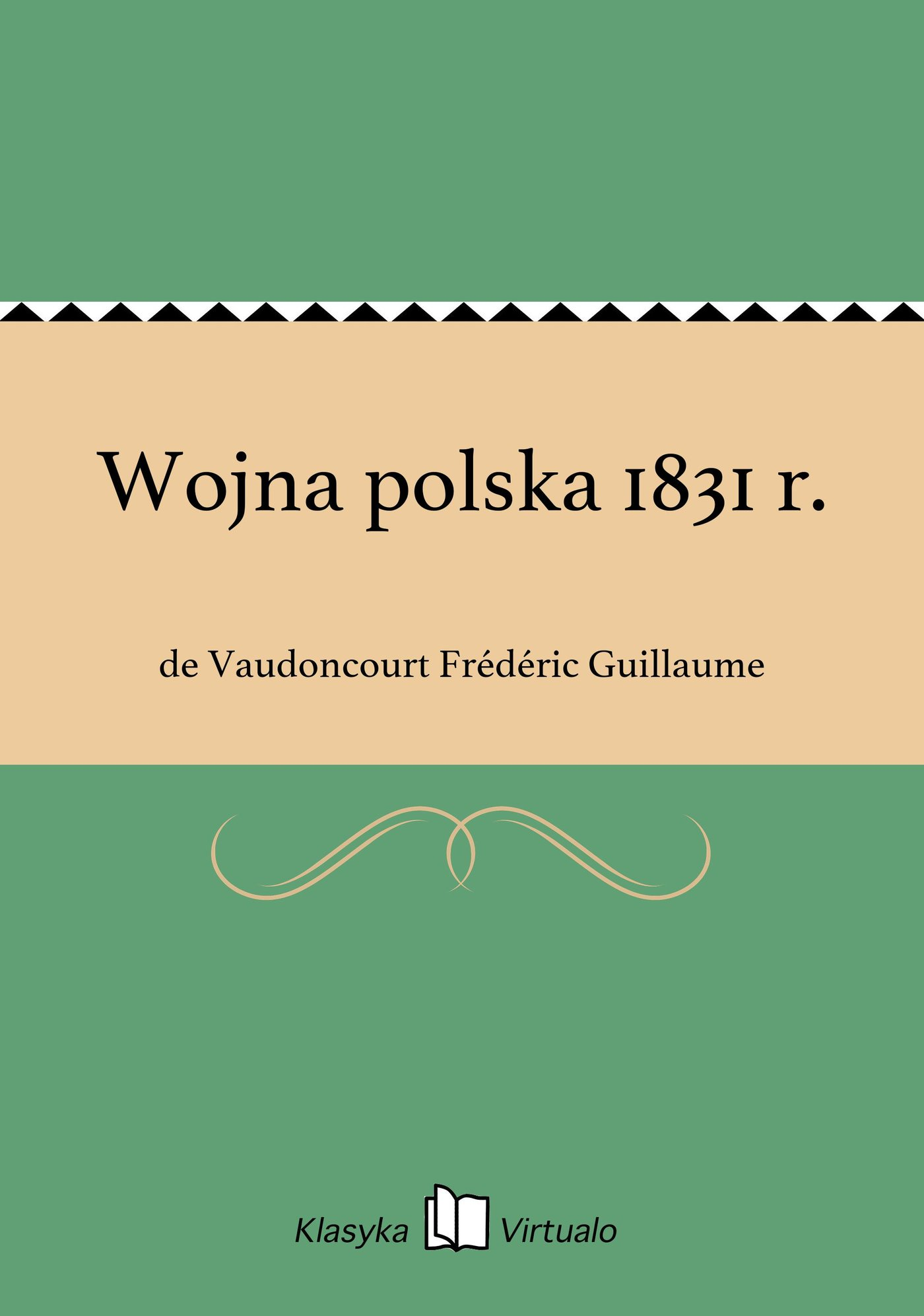 Wojna polska 1831 r. - Ebook (Książka na Kindle) do pobrania w formacie MOBI