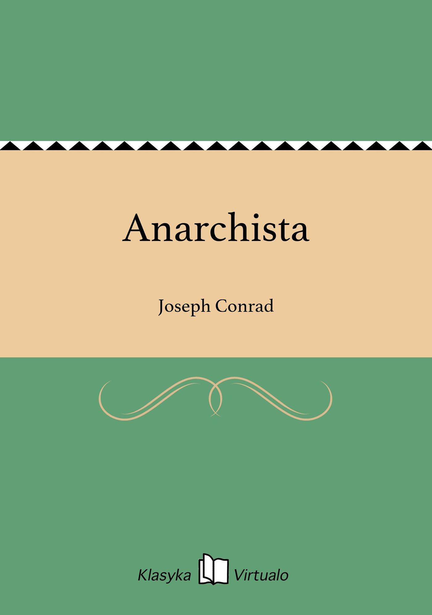 Anarchista - Ebook (Książka na Kindle) do pobrania w formacie MOBI