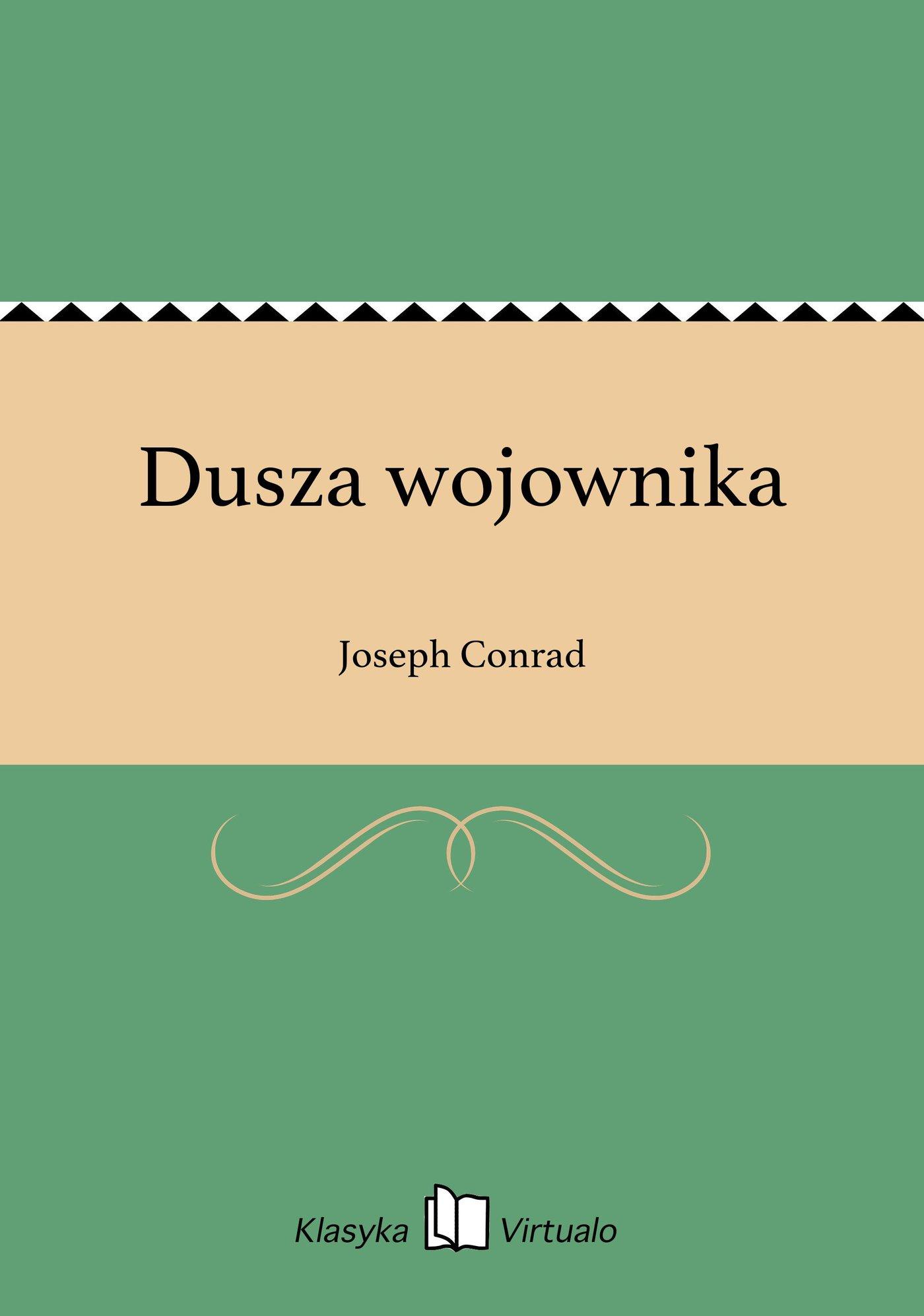 Dusza wojownika - Ebook (Książka na Kindle) do pobrania w formacie MOBI