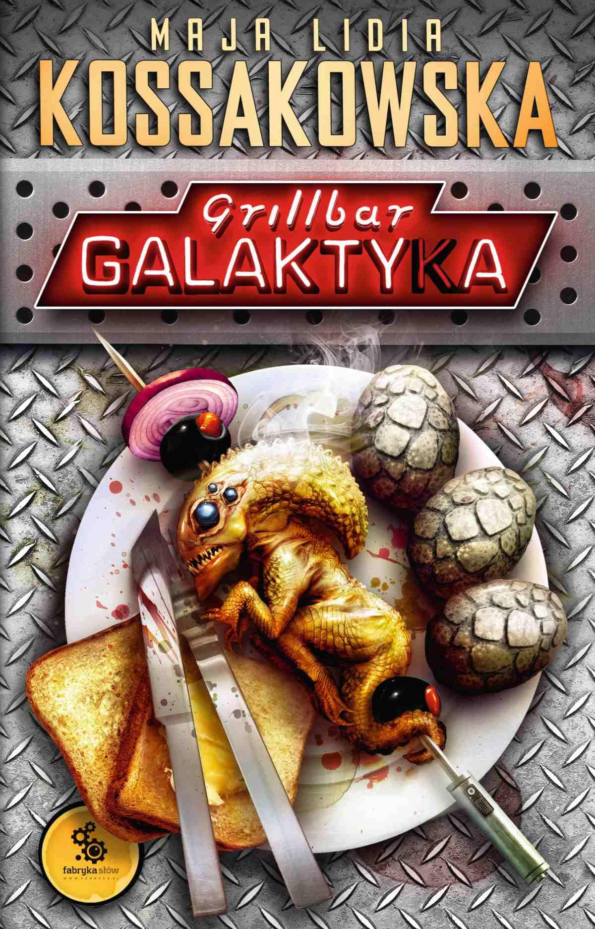 Grillbar Galaktyka - Ebook (Książka EPUB) do pobrania w formacie EPUB