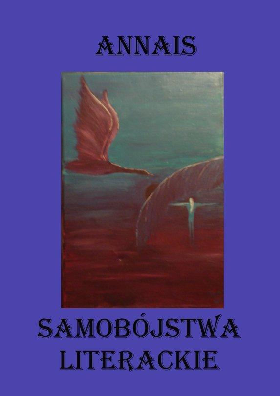Samobójstwa literackie - Ebook (Książka PDF) do pobrania w formacie PDF