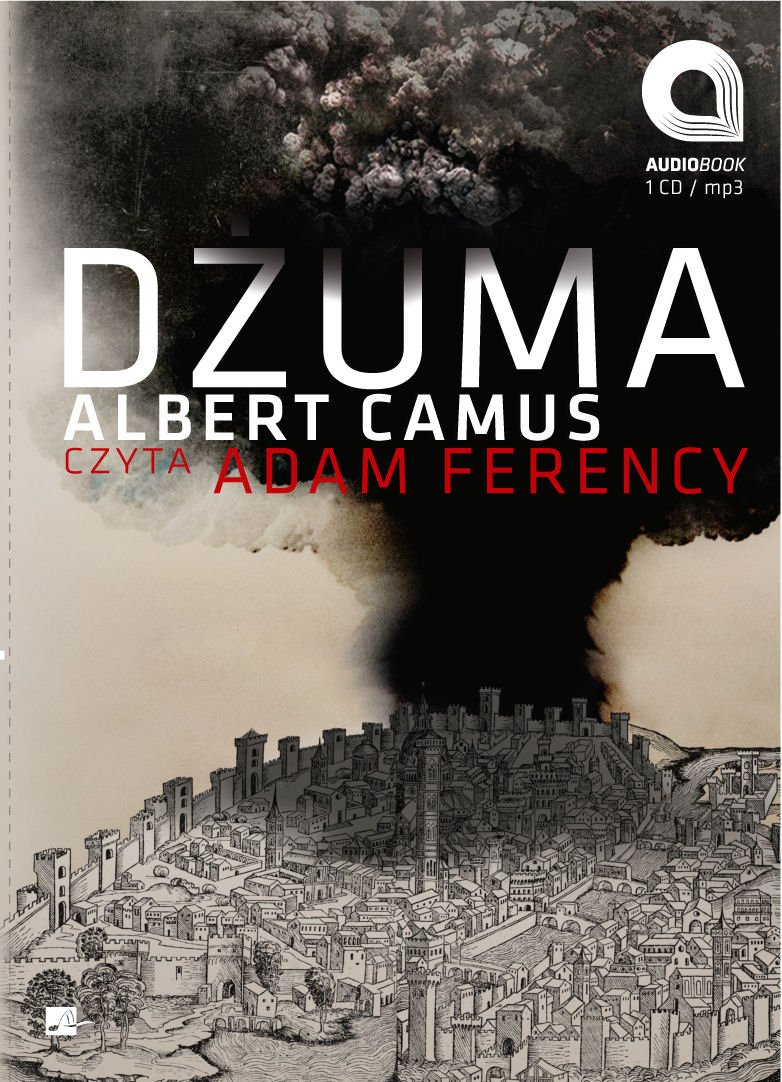 Dżuma - Audiobook (Książka audio MP3) do pobrania w całości w archiwum ZIP