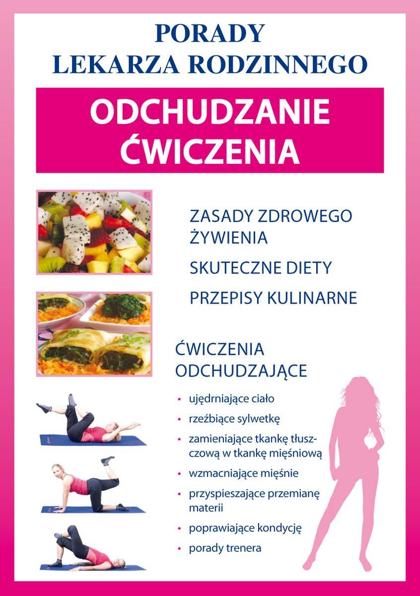 Odchudzanie. Ćwiczenia. Porady lekarza rodzinnego - Ebook (Książka PDF) do pobrania w formacie PDF
