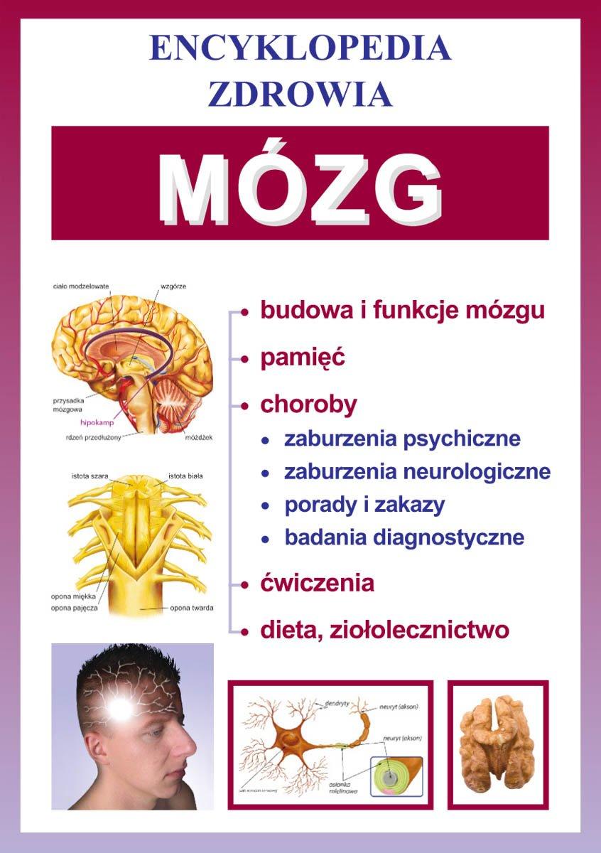 Mózg. Encyklopedia zdrowia - Ebook (Książka PDF) do pobrania w formacie PDF