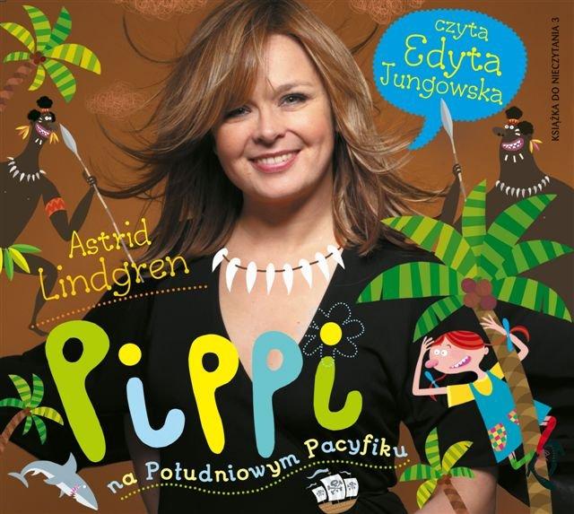 Pippi na Południowym Pacyfiku - Audiobook (Książka audio MP3) do pobrania w całości w archiwum ZIP