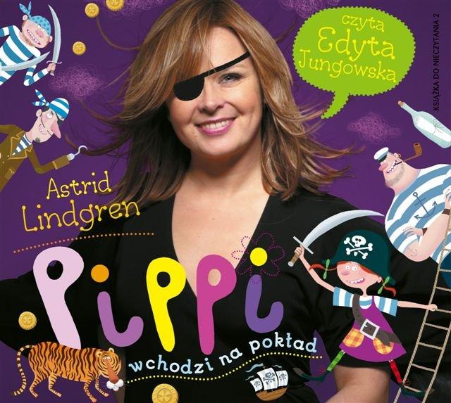 Pippi wchodzi na pokład - Audiobook (Książka audio MP3) do pobrania w całości w archiwum ZIP