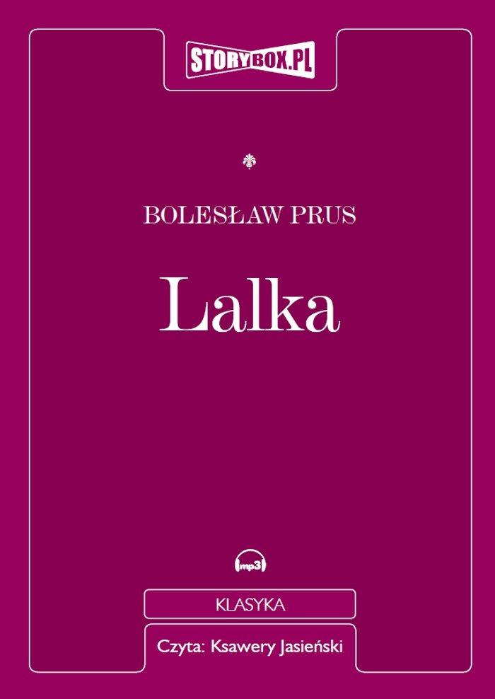Lalka - Audiobook (Książka audio MP3) do pobrania w całości w archiwum ZIP