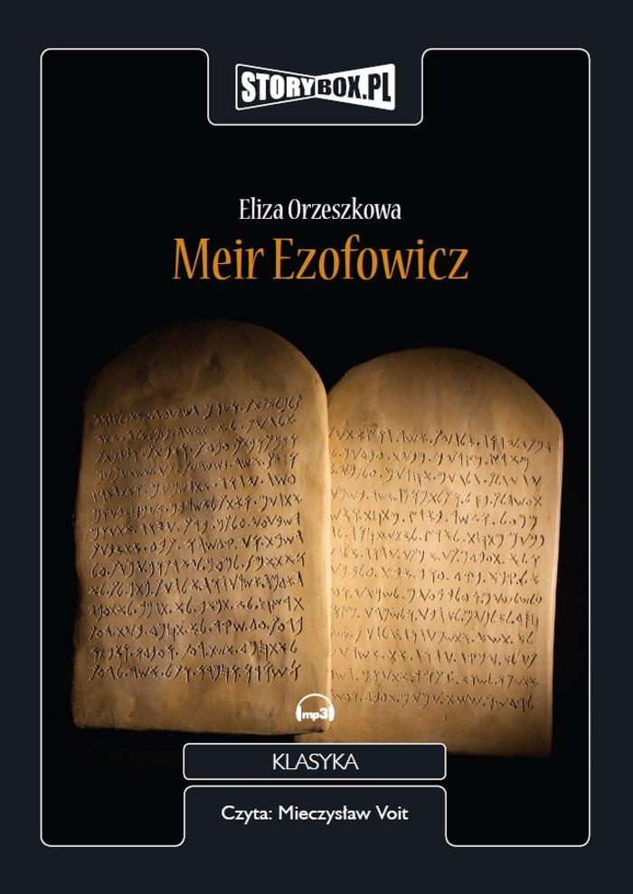 Meir Ezofowicz - Audiobook (Książka audio MP3) do pobrania w całości w archiwum ZIP